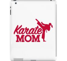 Karate Mom iPad Case/Skin