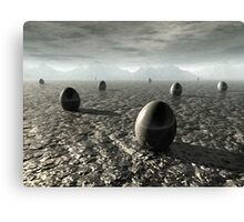 Eggs of An Alien World Canvas Print