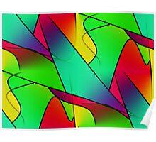Color Evolution Poster