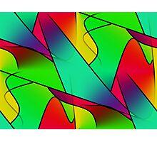 Color Evolution Photographic Print