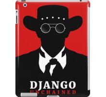Django Unchained film poster iPad Case/Skin