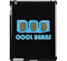 Cool Beans iPad Case/Skin