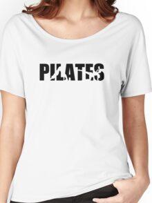 Pilates Women's Relaxed Fit T-Shirt