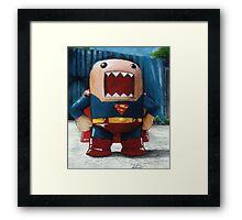 super Framed Print