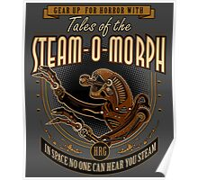 STEAM-O-MORPH Poster