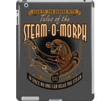 STEAM-O-MORPH iPad Case/Skin