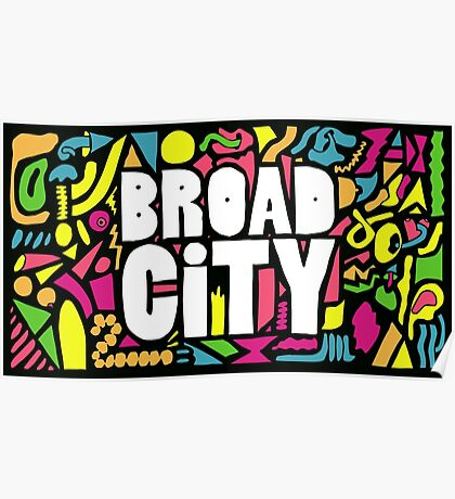 Broad City #3 Poster