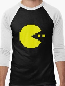 Pac Man Men's Baseball ¾ T-Shirt
