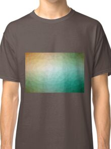 Gradient Triangle Abstract 7 Classic T-Shirt
