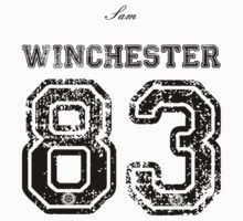 Team Sam Winchester One Piece - Long Sleeve