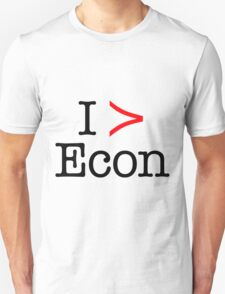 I Significantly Prefer Econ Unisex T-Shirt