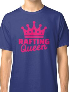 Rafting queen Classic T-Shirt