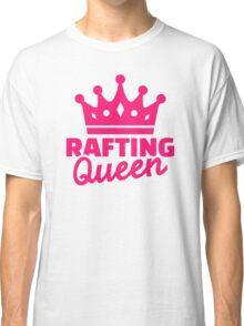 Rafting queen Classic T-Shirt