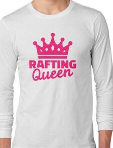 Rafting queen Long Sleeve T-Shirt