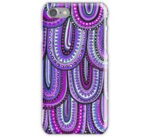 Purple Mermaid Scales iPhone Case/Skin