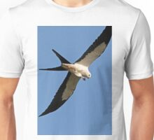 Kite with Grasshopper Unisex T-Shirt