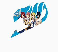 Fairy Tail Crew Blue Unisex T-Shirt