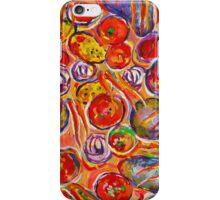 Veggie Fiesta iPhone Case/Skin