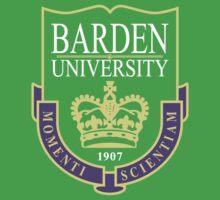 Barden University One Piece - Short Sleeve