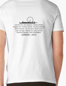 LONDON - 2016  Mens V-Neck T-Shirt