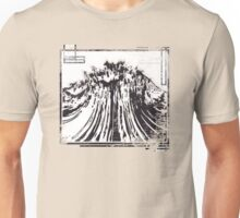 Raging Torrent Of Waves // Atomic Bomb  Unisex T-Shirt