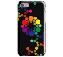 Color Wheel DNA iPhone Case/Skin
