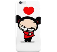 Cover Pucca iPhone Case/Skin