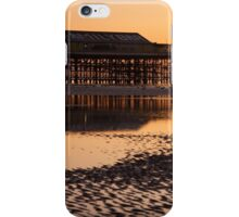 End of the Pier iPhone Case/Skin