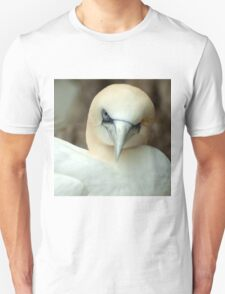 One Eyed Bird Wink  Unisex T-Shirt