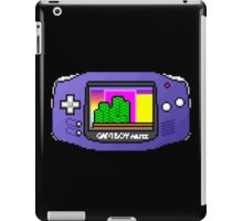 game boy advance iPad Case/Skin