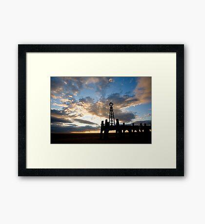 Lytham St. Annes  Framed Print