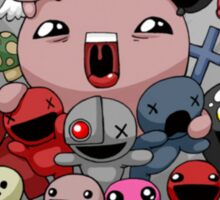 Binding of Isaac Family  Sticker