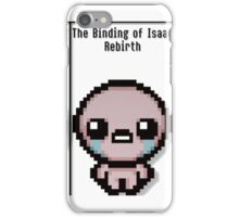 Isaac History iPhone Case/Skin