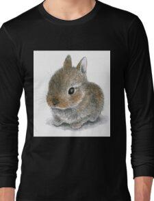 Rabbit 61 Cute Bunny Long Sleeve T-Shirt