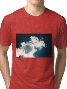 Hearts in the Sky  Tri-blend T-Shirt