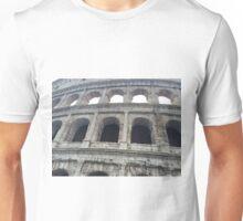 Colosseum Close-Up Unisex T-Shirt