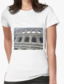 Colosseum Close-Up Womens Fitted T-Shirt