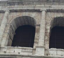 Colosseum Close-Up Sticker