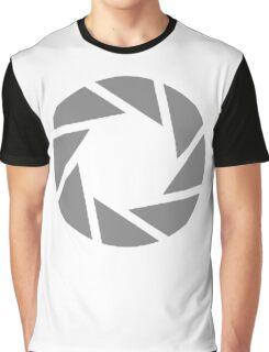 Portal Aperture Graphic T-Shirt