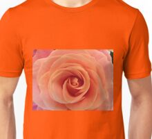 Blush Rose Unisex T-Shirt