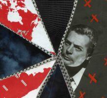 Marcello Mastroianni my art work 10 Sticker