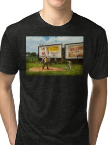 Sport - Baseball - America's past time 1943 Tri-blend T-Shirt