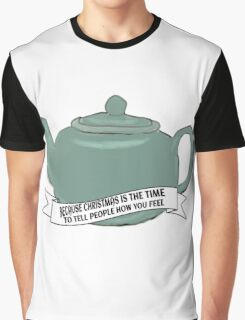Pam's Teapot Christmas gift Graphic T-Shirt
