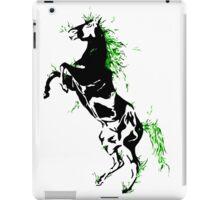 Evil horse iPad Case/Skin