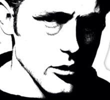 James dean - actor  Sticker