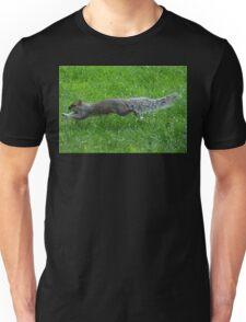 Hover Squirrel Unisex T-Shirt