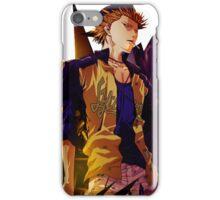 tokuchi toua iPhone Case/Skin