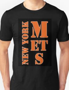 new york mets Unisex T-Shirt