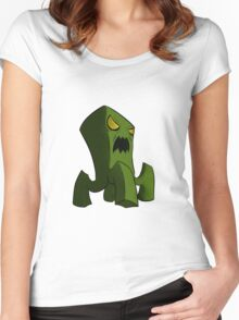 Creeper Women's Fitted Scoop T-Shirt