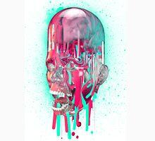 melty brain melting head Unisex T-Shirt